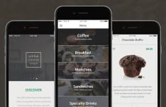 5 E-commerce Mobile UI Kits