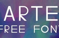 ARTE Typeface