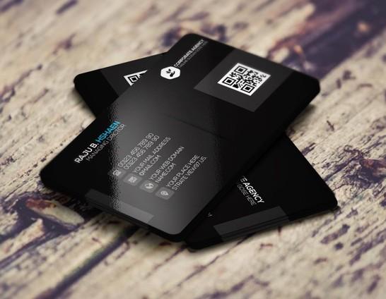 Free sleek black corporate business card template psd titanui sleek black corporate business card template psd flashek Choice Image