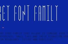 Vibrey Font