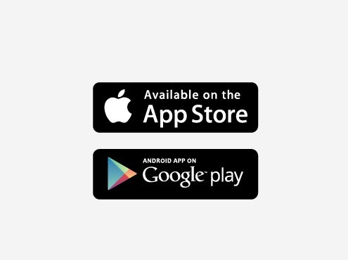 Free App Available Badges Vector Titanui