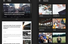 Reader Mobile UI Kit For Android