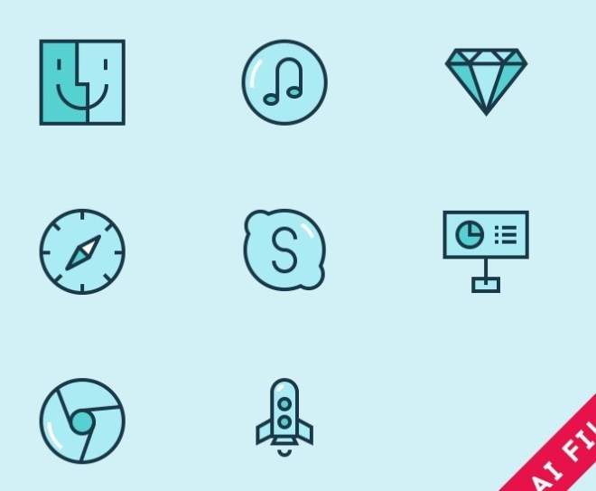 8 Document Vector Icons