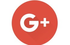 Google Plus New Logo PSD