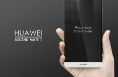 Huawei Ascend Mate 7 Mockups