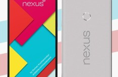 Google Nexus 6P PSD Templates