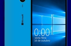 Microsoft Lumia 640 XL Vector Template