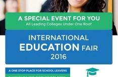Graduation Flyer Template PSD