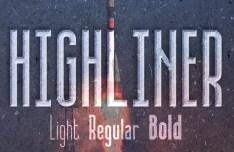Highliner Font