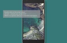 Flat Google Nexus 6P Mockup PSD