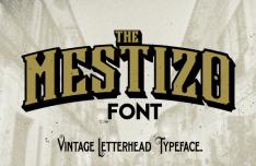 Mestizo Font