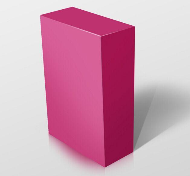 Packaging Box Mockup PSD