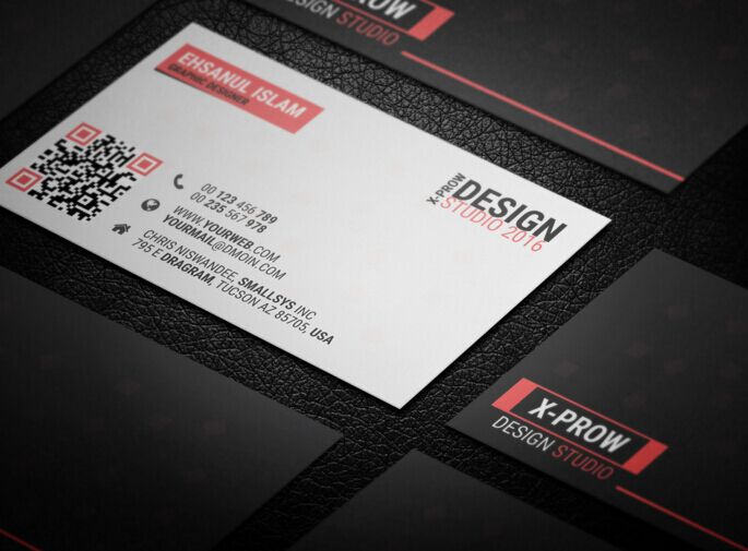 Free creative business card templates dark and white psd titanui creative business card templates dark and white psd friedricerecipe Gallery