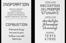 Reaction Typeface