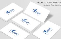 Dream - Minimal Clean Business Card Template