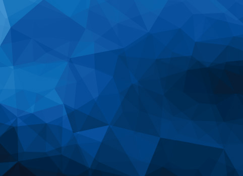 Best Future City 3d Wallpapers Free Blue Geometric Polygon Background Vector 2 Titanui