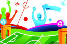 UEFA Euro 2016 France Vector