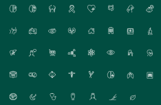 35+ Medical Icons