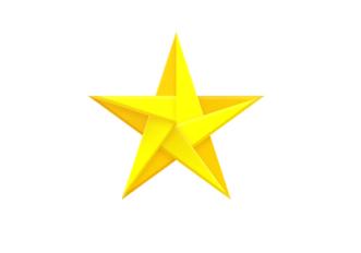 Favorite Star Vector