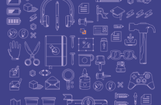 Tools Icon Pack Vector