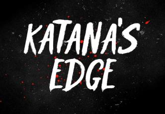 Katana's Edge Brush Font