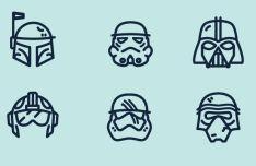 Star Wars Vector Hemlets