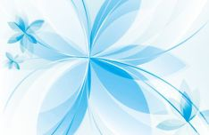Abstract Butterfly Vector Background #2