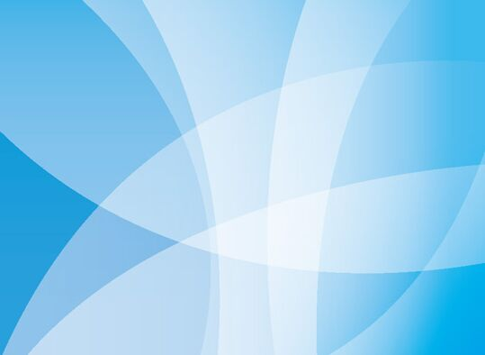 Blue Abstract Vector Background #2