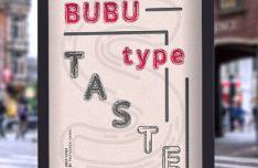 bubu-filled-outline-typeface