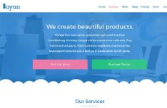 bayan-blue-agency-web-template-psd