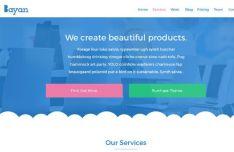 bayan-blue-agency-web-template-psd