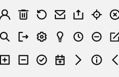 21-web-ui-line-icons-vector