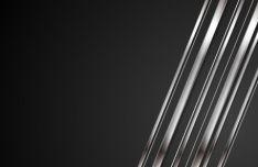 Metal Strips Vector Background