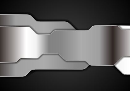 sleek-metal-silver-vector-background