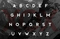 bjorn-display-typeface