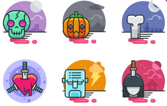 20-colorful-halloween-icons-pngpsdsketchvector