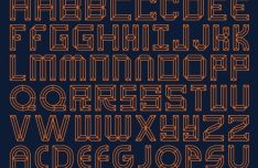 chizzly-vector-font