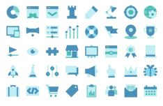 40-flat-blue-seo-icons-ai-png-and-svg