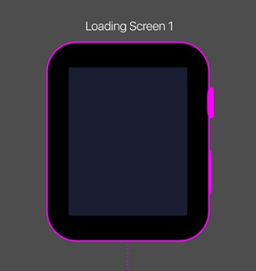 flat-apple-watch-screen-psd-template
