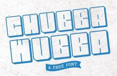 Chubba Wubba Typeface