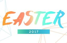 Easter 2017 Art PSD