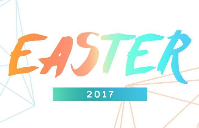 Easter 2017 Art PSD