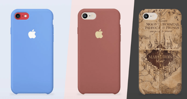 IPhone 7 Case Cover PSD Template