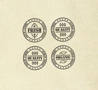 Fresh Quality Organic Native Badges