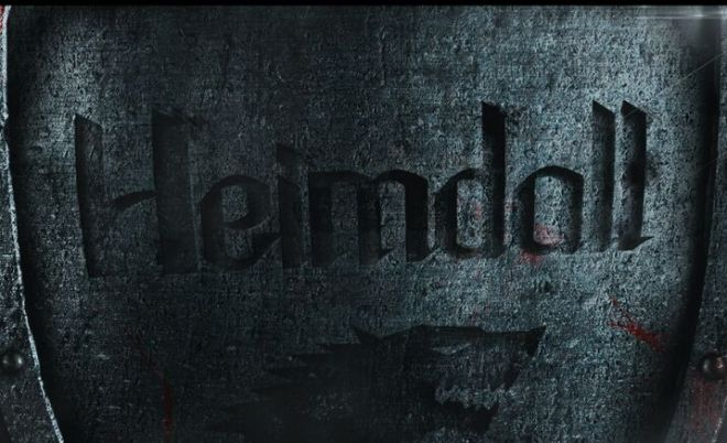 Heimdall Display Typeface