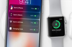 Brand New iPhone X & Apple Watch Photoshop Template