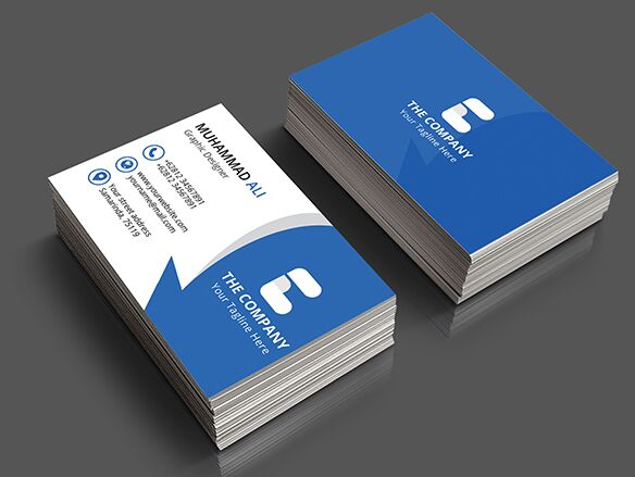 Modern And Creative Business Card Template
