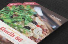 Realistic Cookbook PSD Mockup