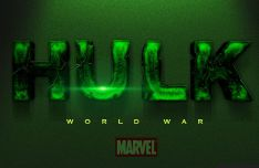 Hulk Text Style For Photoshop