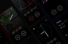 StopWatch App UI Kit For Sketch